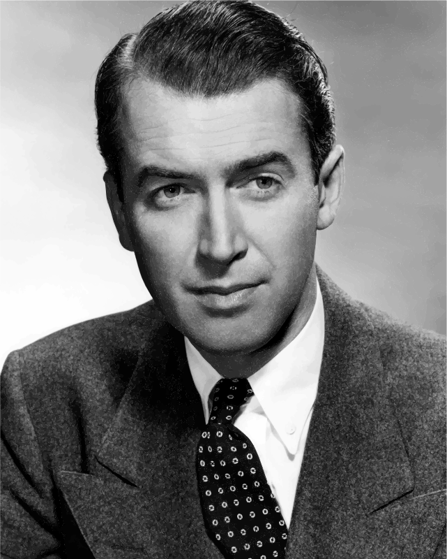 James Stewart Portrait