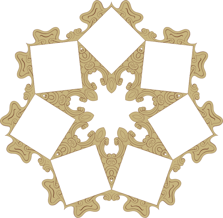 Ornate Frame 24 Derived