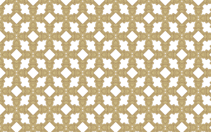Seamless Ornate Frame 24 Derived Pattern 4