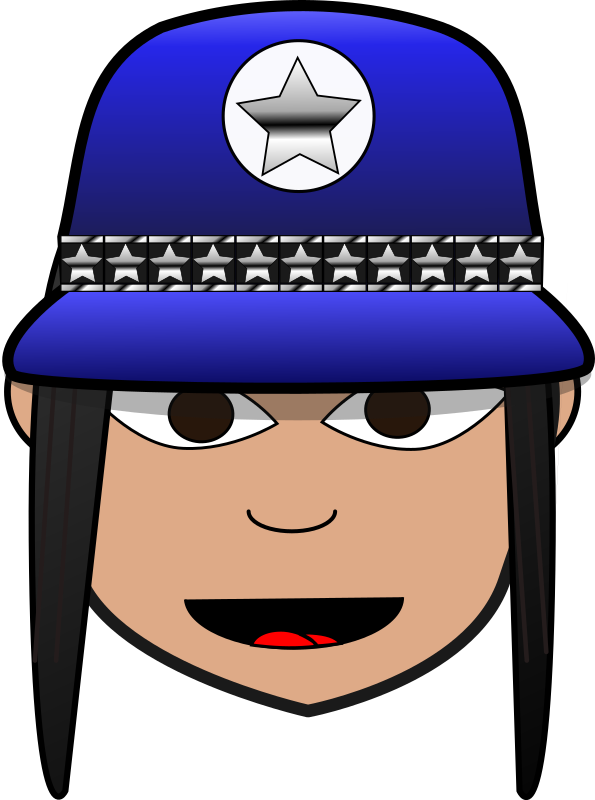 Police Woman 1