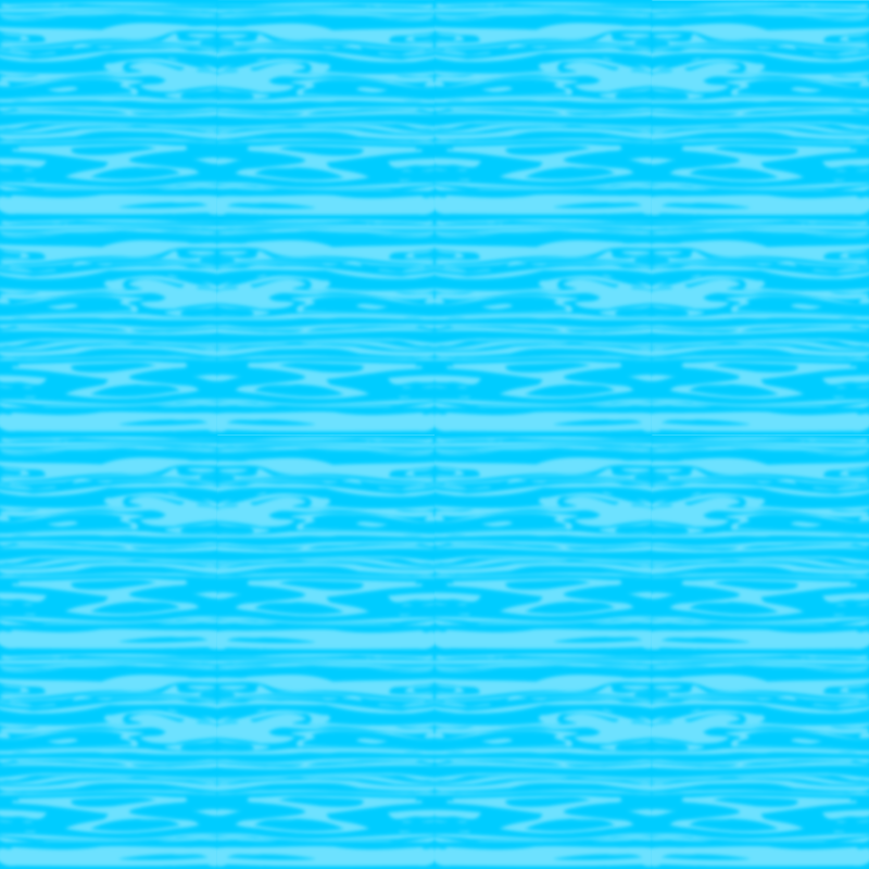 Repeating Water Pattern