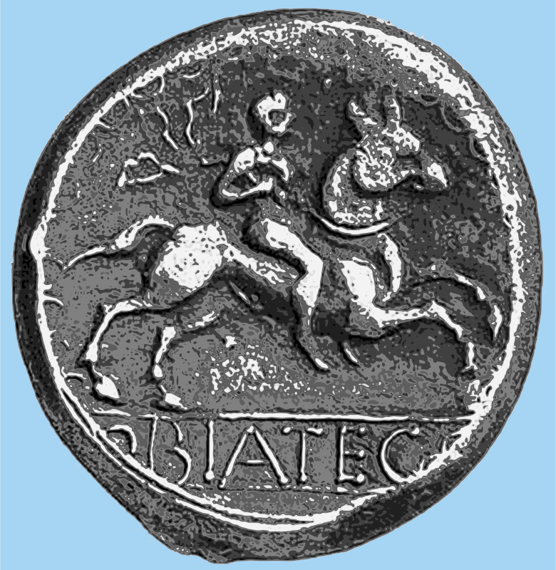 The Biatec Celtic coin