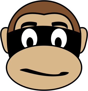 Monkey Emoji - Criminal