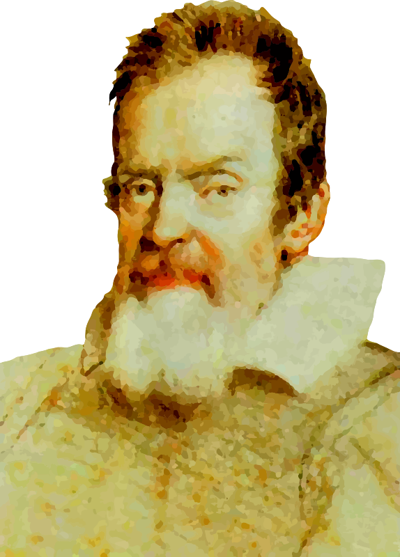 Galileo Galilei (oil painting)