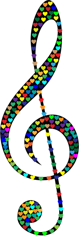 Prismatic Clef Hearts