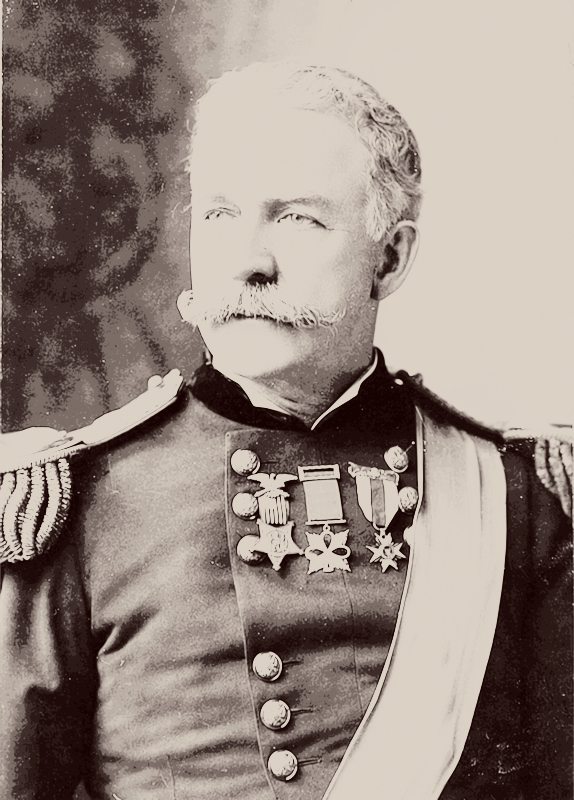 General Nelson A. Miles in 1898