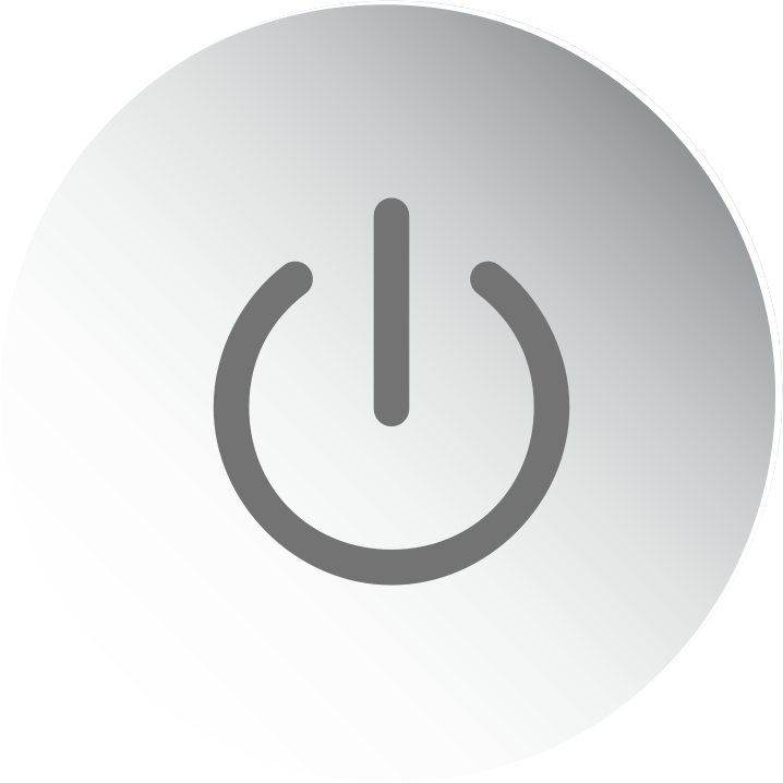 Power Button Icon No Background