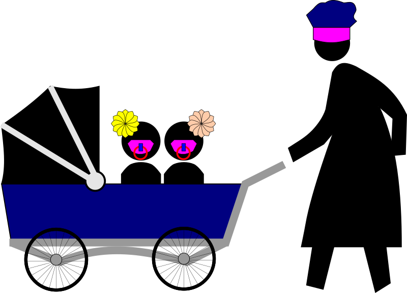 Baby Carriage (Pedestrian)