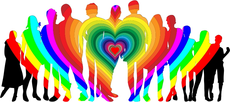 Prismatic Love Human Family