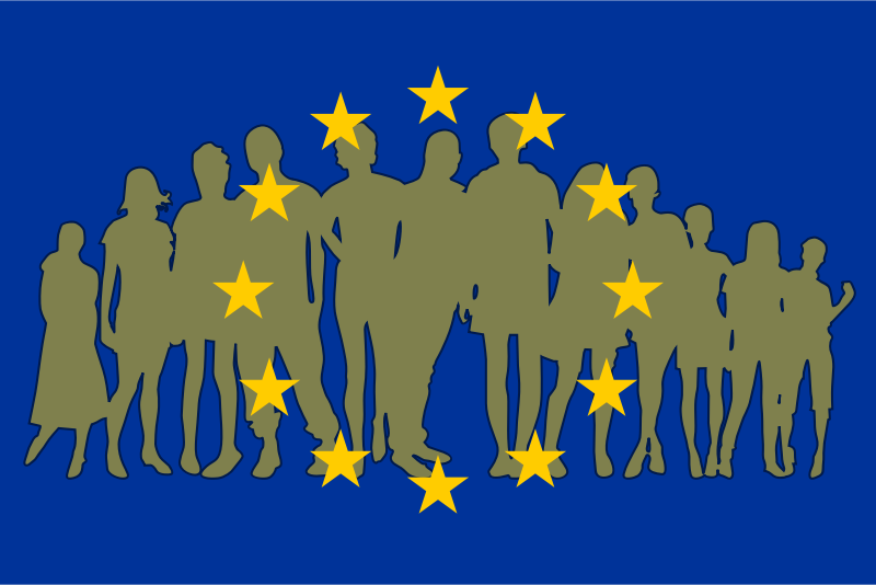 European Family Flag