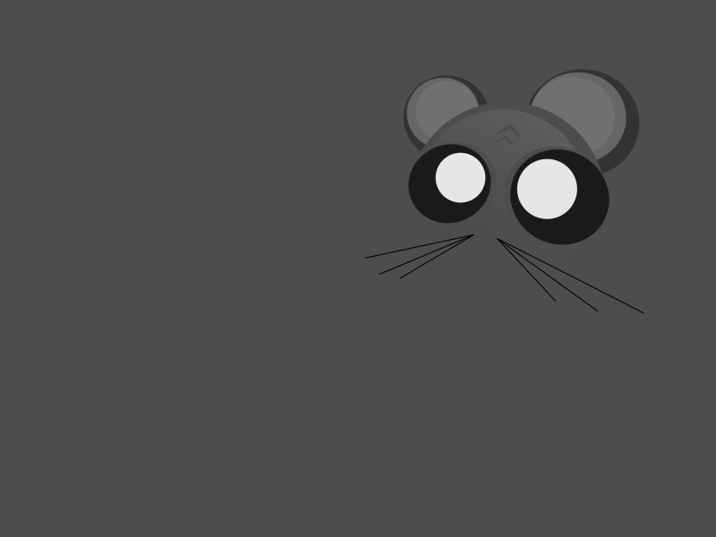 Roll Mouse Wallpaper
