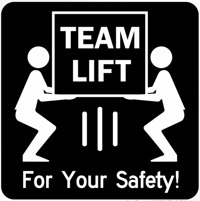 Lift as a Team
