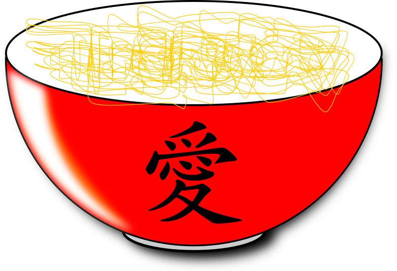 Noodles with Reflet