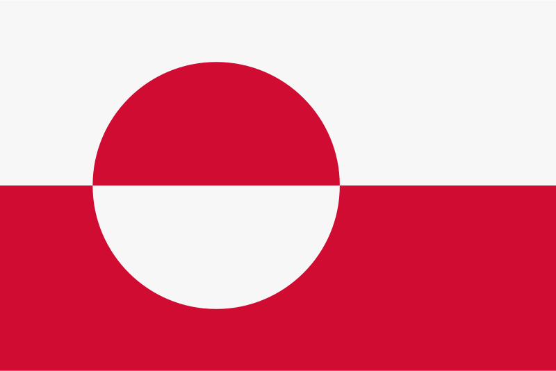 The Greenland Flag
