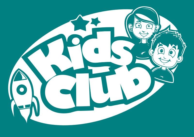 Kids Club T-Shirt Design