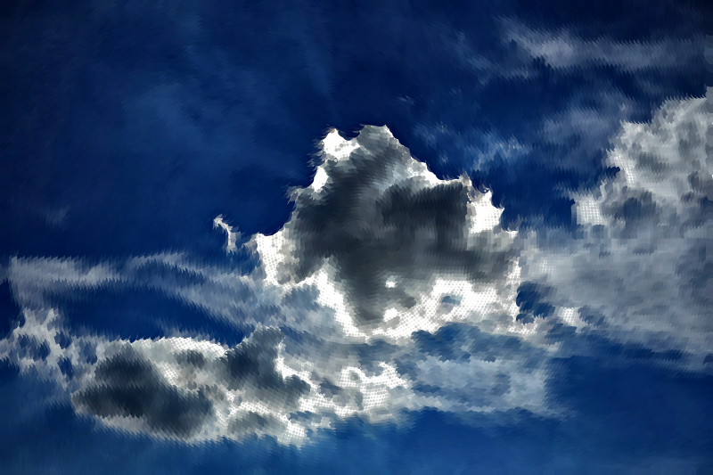 Surreal Cloudscape 3