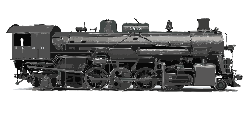 Locomotive 1518
