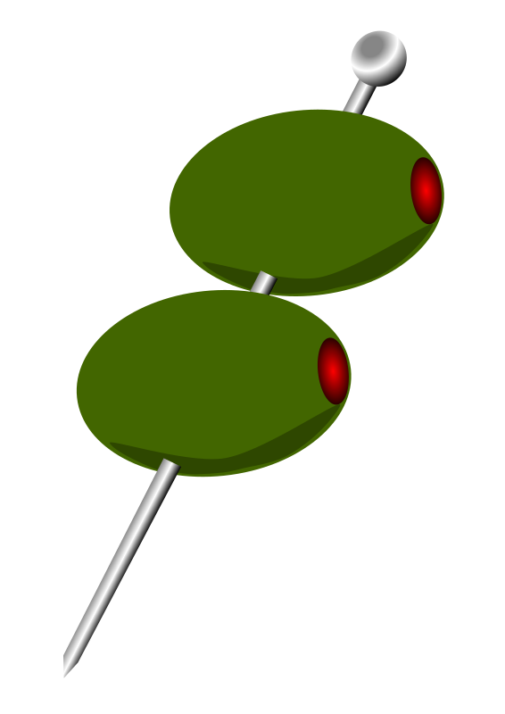 Cocktail Olives