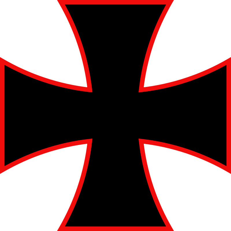 Cross Patteé (stroked)
