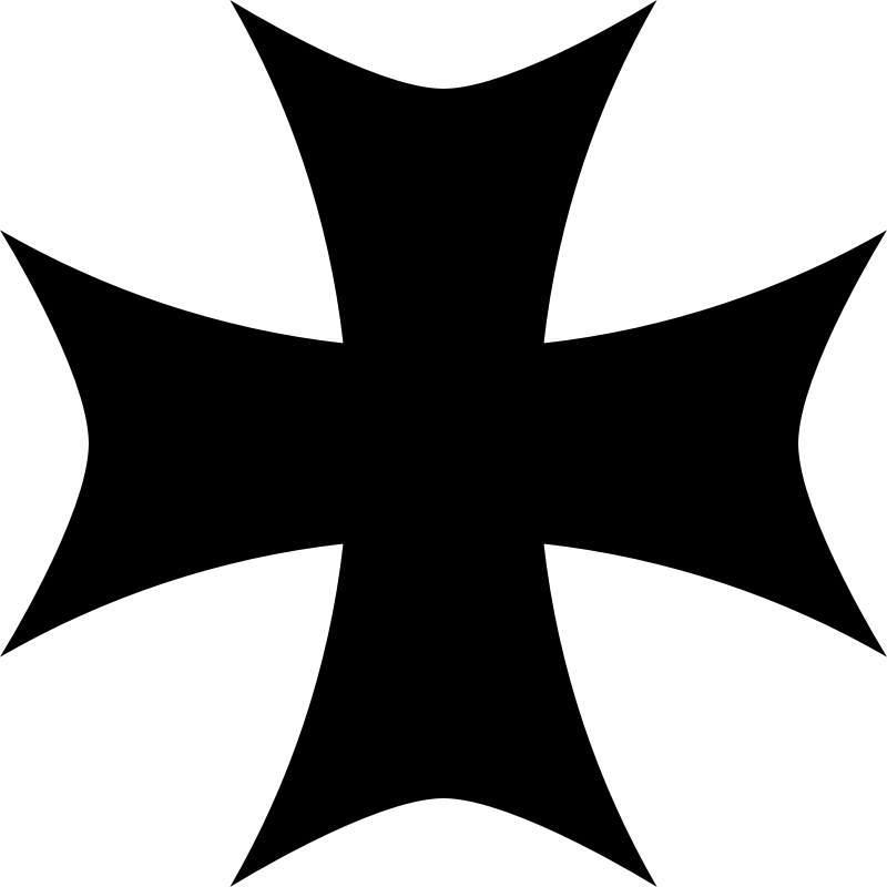 Cross Pattée Variant