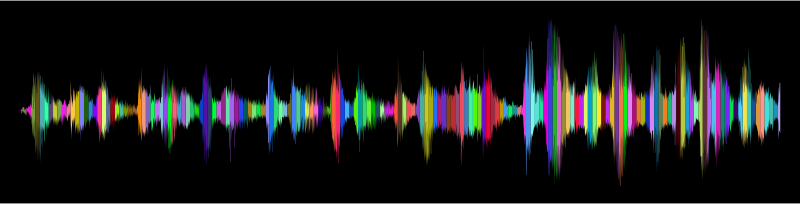 RGB Sound Wave