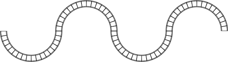 Film Strip Worm