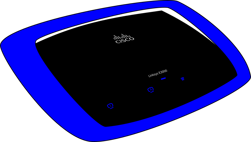 Cisco Linksys E3000 wireless router