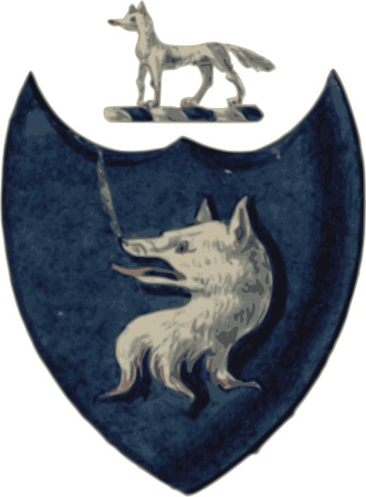 Arfbais Hugh d'Avranches | Arms of Hugh d'Avranches