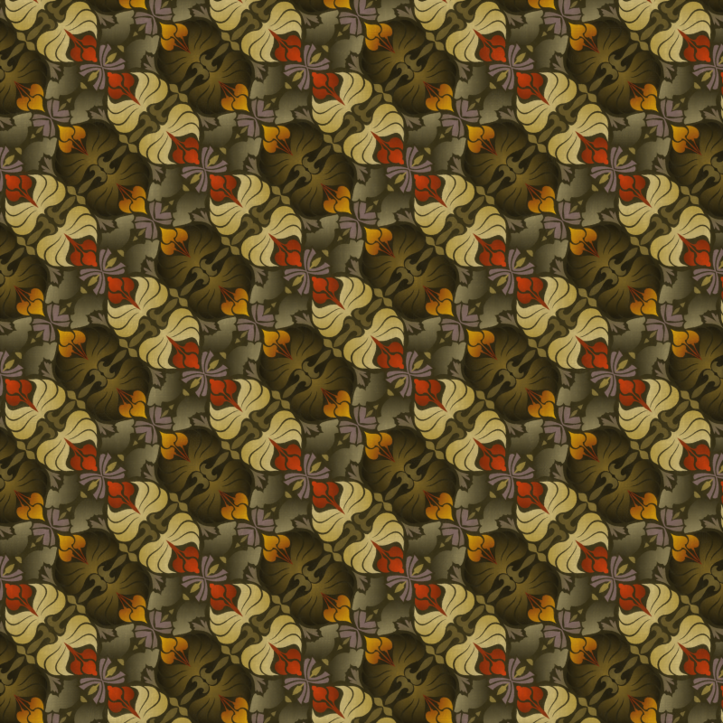 pattern cleanup filtered 2