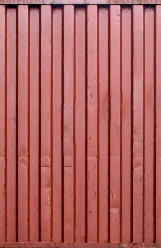 Corrugated metal 4