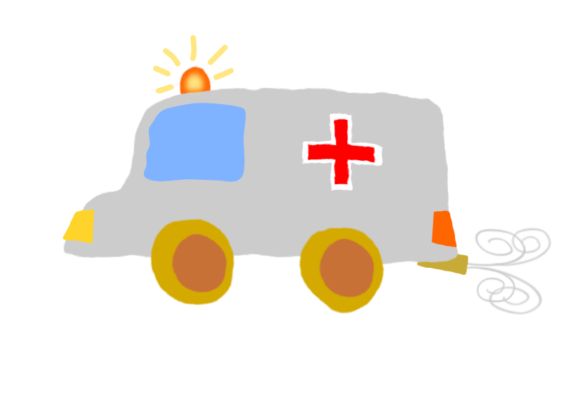 Crooked Ambulance 1