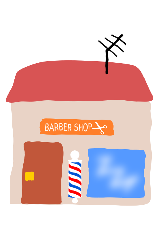 Crooked Barbershop 1