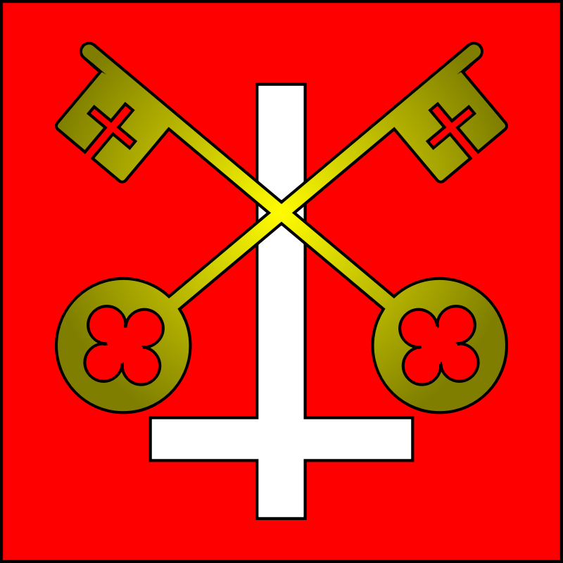 Arms of St Peter