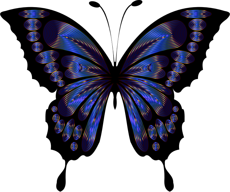 Prismatic Butterfly Remix 6