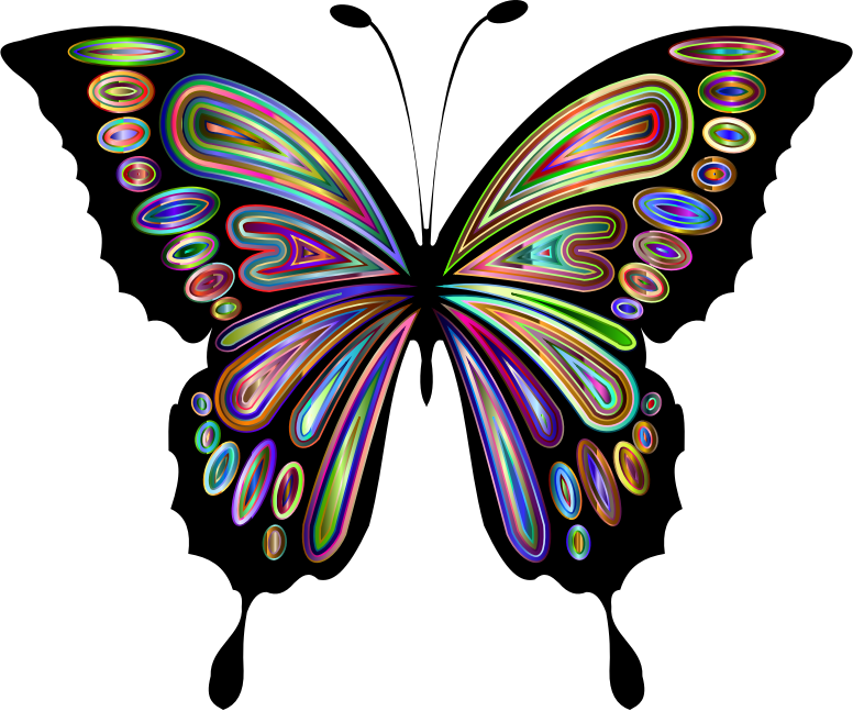 Prismatic Butterfly Remix 10