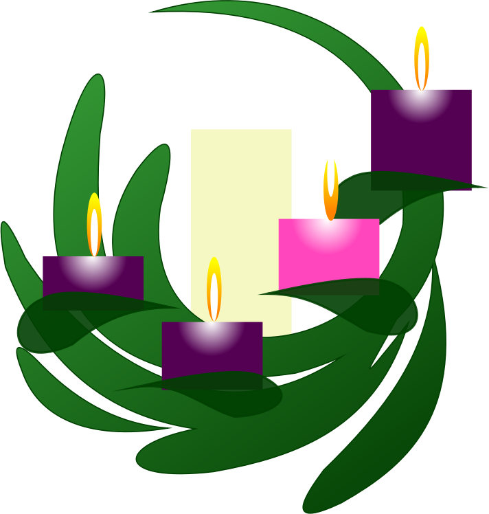 Advent 4 Wreath