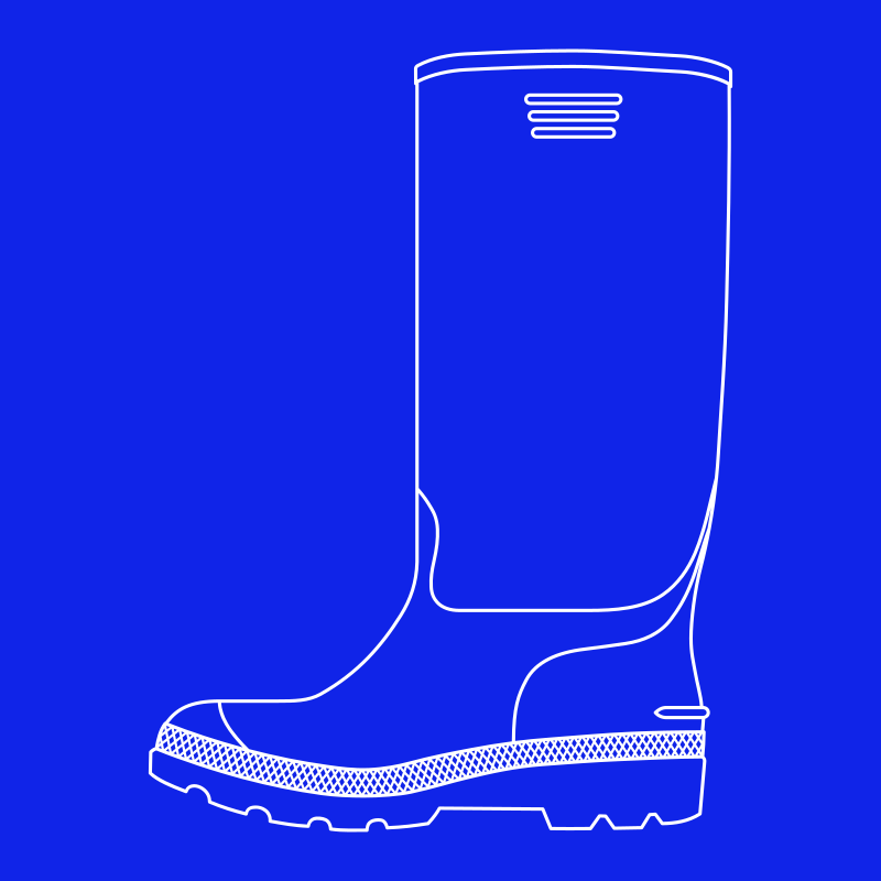 rubber boot 3