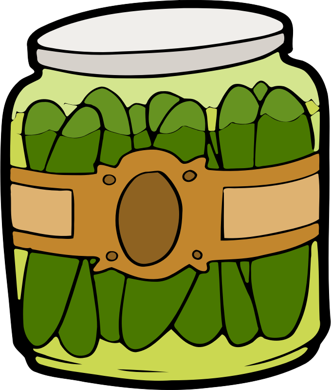 Pickles in a Jar