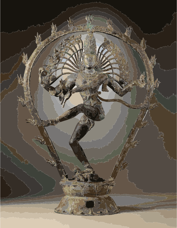 Shiva as the Lord of Dance LACMA edit