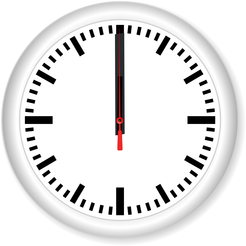 Animated Clock