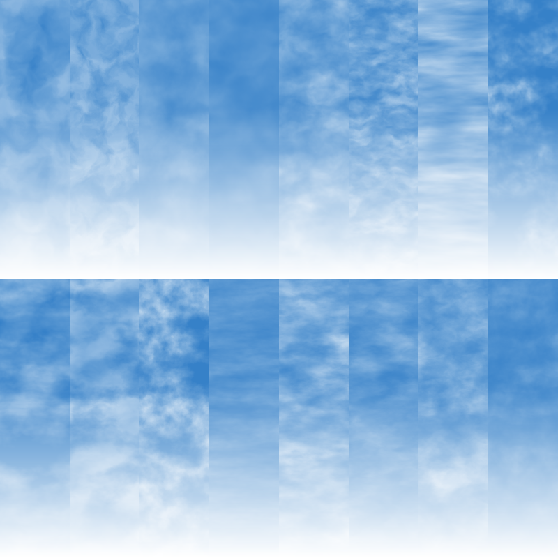 light sky filter pack