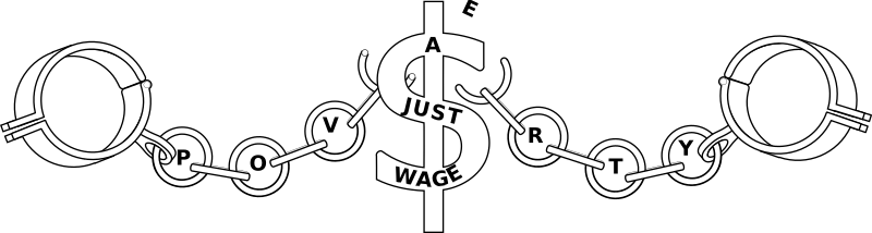 a fair wage breaking poverty shackles