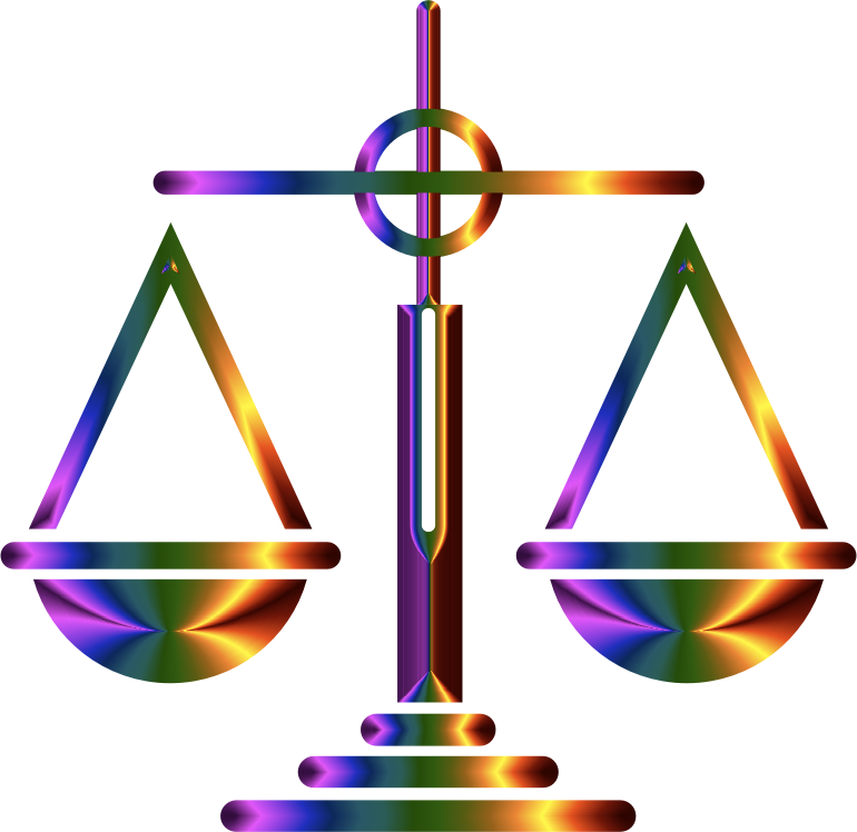 Chromatic Scales Of Justice Icon