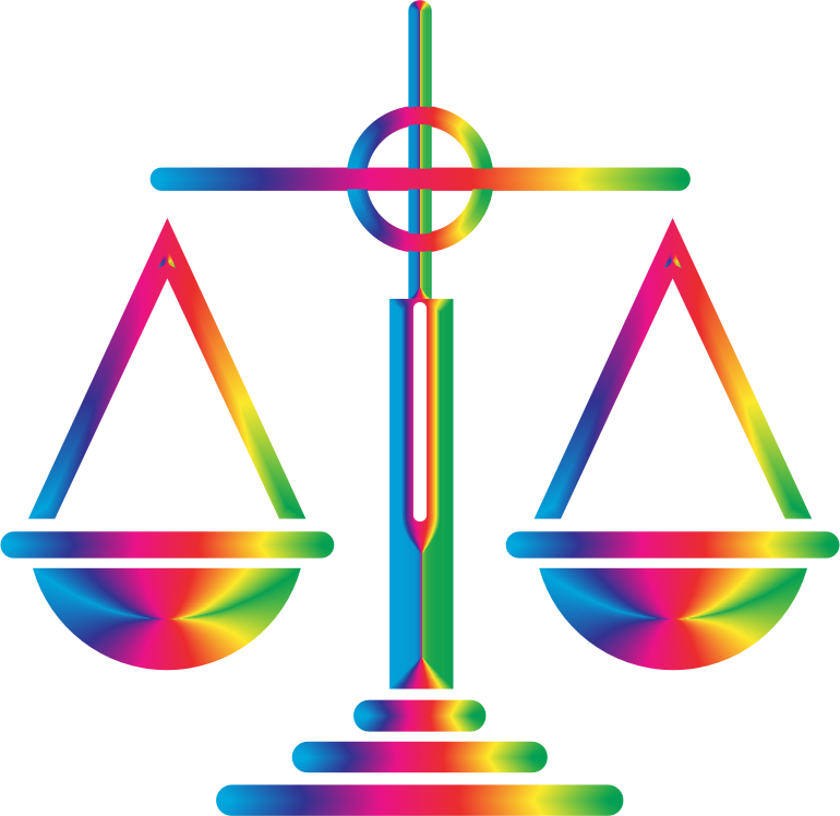 Spectrum Scales Of Justice Icon