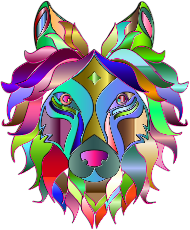 Chromatic Wolf Enhanced