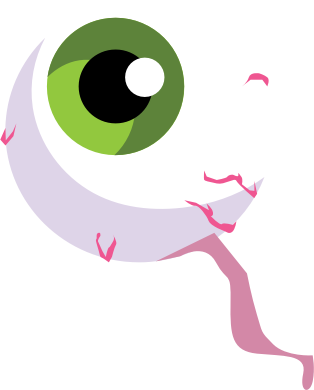 Spooky Eyeball