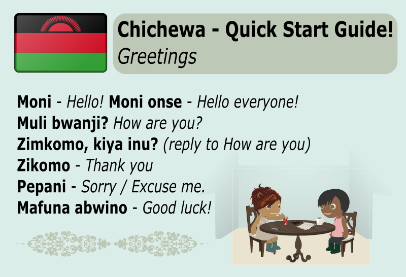 Chichewa Greetings