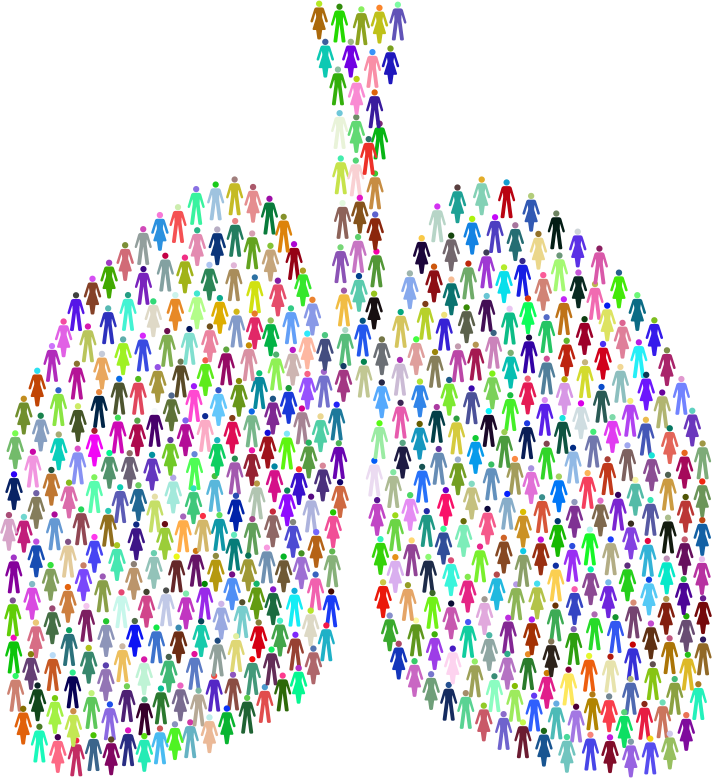 Prismatic People Lungs