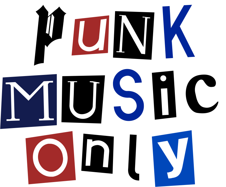 """Punk Music Only"" Artwork"