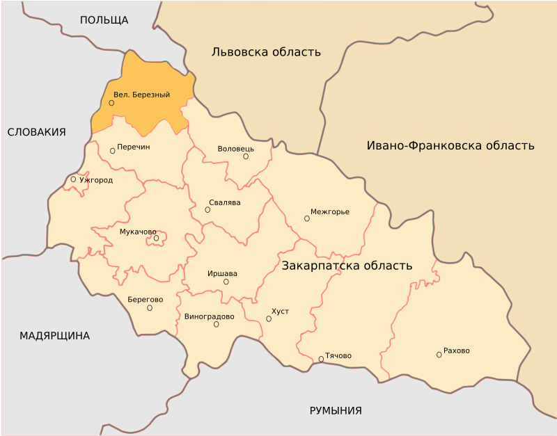 Berezny District